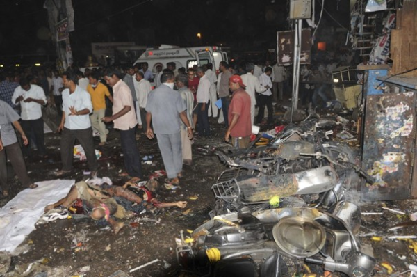 Explosive Incident Hyderabad India